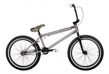 BMX Freestyle Subrosa Tiro XL Edition Exclusive France Argent 2020