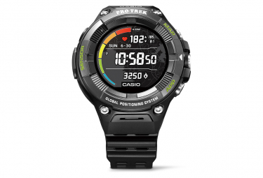 Casio Pro Trek Smart F21HR GPS Watch Black