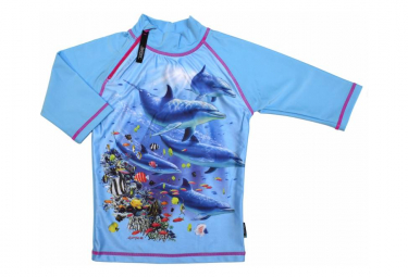 Image of Tee shirt swimpy equipement protection uv 1 2 ans