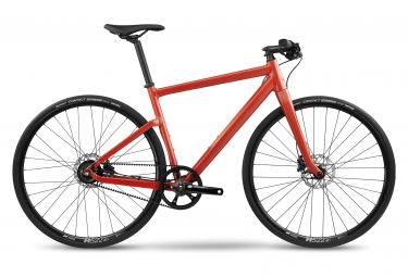 BMC Alpenchallenge 01 Two City Bike Shimano Alfine 8S Cinturón 700 mm Dark Amber 2020