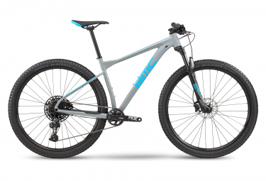 BMC Teamelite 03 One Hardtail MTB Sram NX Eagle 12S 29 '' Airforce Grey Cyan 2020