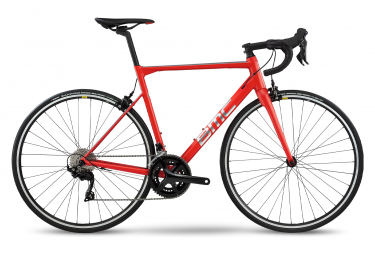 Vélo de Route BMC Teammachine ALR One Shimano 105 11V 2020 Rouge