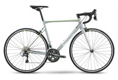 Vélo de Route BMC Teammachine ALR Two Shimano Tiagra 10V 2020 Gris / Jaune / Fluo