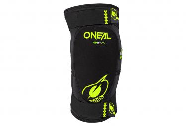 O'Neal DIRT Knee Guard neon yellow