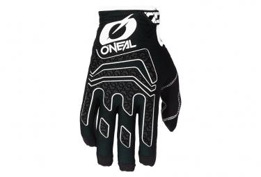 O Neal Sniper Elite Glove Black White S