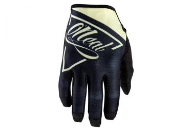 O Neal Mayhem Glove Reseda Black Beige M