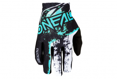 O'Neal MATRIX Glove IMPACT black/teal