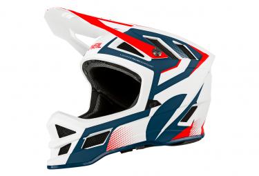 O Neal Blade Hyperlite Helmet Oxyd Blue Red Xs  53 54 Cm