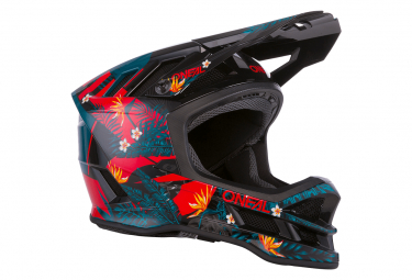 O Neal Blade Polyacrylite Helmet Rio Red M  57 58 Cm