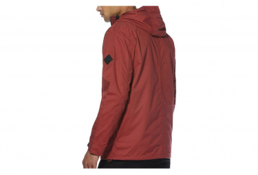 Image of Coupe vent impermeable harlan brique homme regatta s