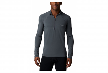 Maillot de Corps COLUMBIA Midweight Stretch Gris