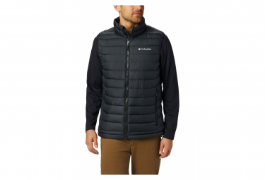 COLUMBIA Powder Lite jacket Men's Black