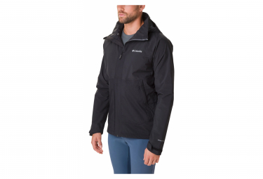 Columbia Evolution Valley Jacket Men S Black L