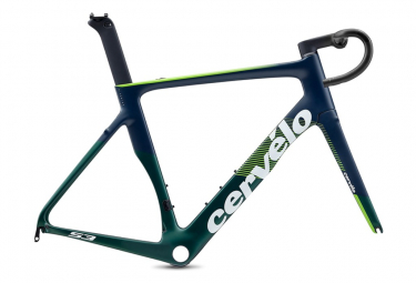 Cerv lo S3 Frame Kit Limited Edition Emerald Green