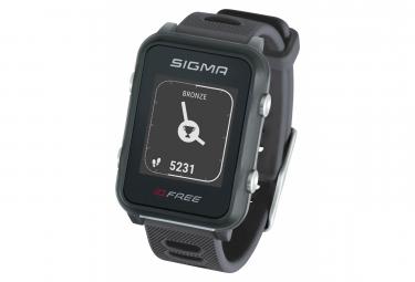 Sigma iD.FREE GPS Watch Grey