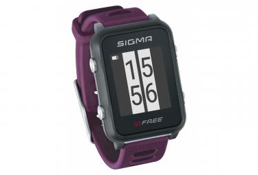 Montre de Sport Sigma iD.FREE Violet