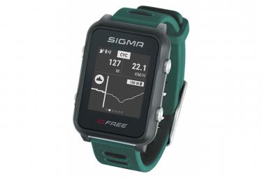 Reloj Sigma iD.FREE GPS Verde