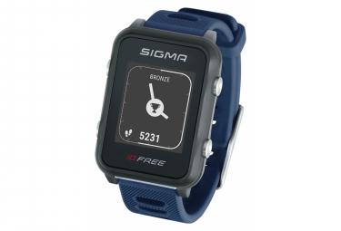 Reloj Sigma iD.FREE GPS Azul