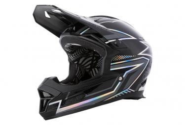 O Neal Fury Helmet Rapid Black S  55 56 Cm