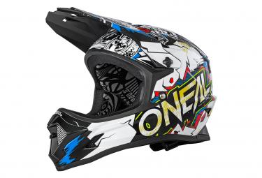 O'Neal BACKFLIP Helmet VILLAIN white
