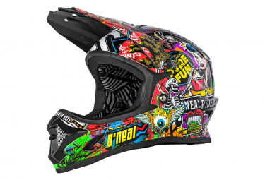 O'Neal BACKFLIP Youth Helmet CRANK multi
