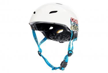 O'Neal Dirt Lid Youth Helmet Junkie white