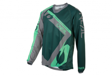 Maillot Manches Longues O'Neal Element Hybrid Vert