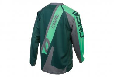 O'Neal Element Hybrid Long Sleeve Jersey Green