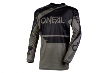 O'Neal Element Racewear Long Sleeve Jersey Black / Gray