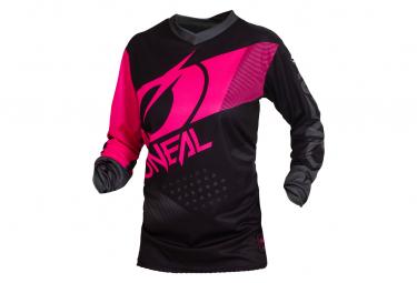 O'Neal Element Factor Women's Long Sleeve Jersey Black / Pink
