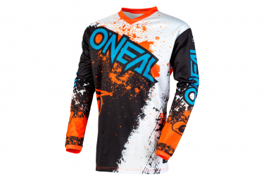 O'Neal Element Impact Long Sleeve Jersey Black / Orange