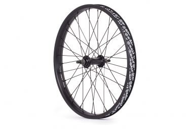 BMX Salt Everest Front Wheel 20 '' Axle 10mm Black