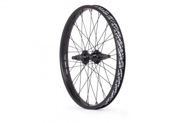 Rear Wheel BMX Salt Everest RHD 20 '' Black