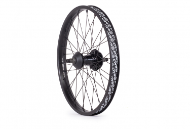 Rear Wheel BMX Salt Everest Freecoaster RHD Black