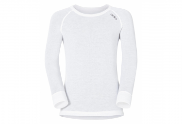 Odlo TOP ACTIVE WARM KIDS white