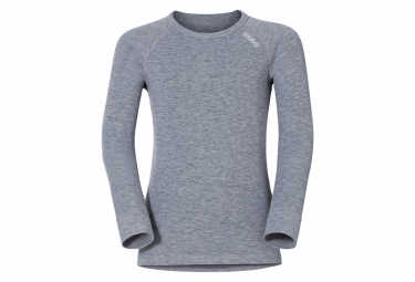 Odlo TOP ACTIVE WARM KIDS grey