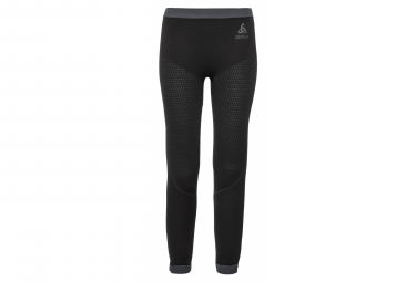 Odlo PERFORMANCE WARM KIDS Bottom Long black grey