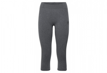 Odlo PERFORMANCE WARM 3/4 Tight grey black