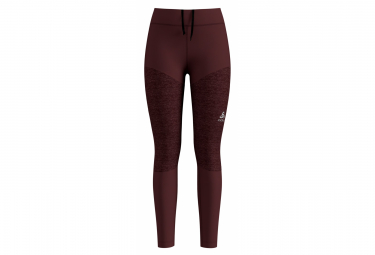 Odlo MILLENNIUM YAKWARM Tights Brown
