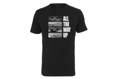 Image of T shirt all the way up s