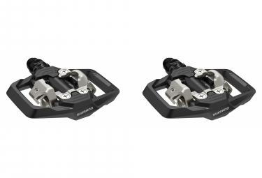 SHIMANO M530 Pedals Black