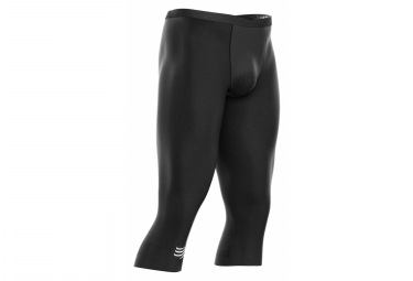 Compressport Running Under Control 3/4 Tight Black