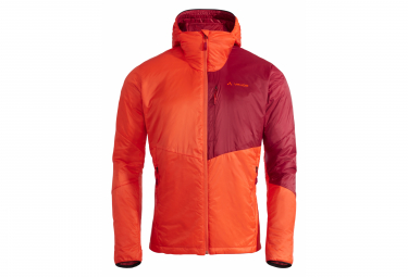 Veste Thermique Vaude Freney Jacket Iv Orange Red M