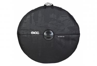 EVOC TWO WHEEL BAG black