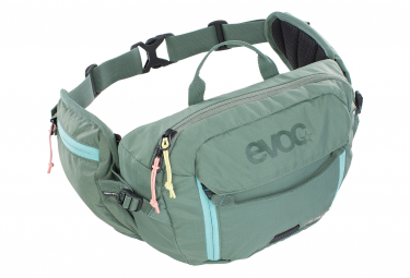 Evoc Hip Pack Race Hydration Cinturón 3L Verde
