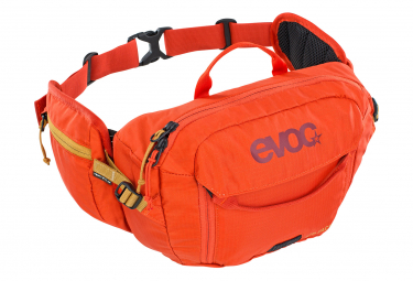 Evoc Hip Pack Race Hydration Belt 3L Orange + 1.5L Bladder