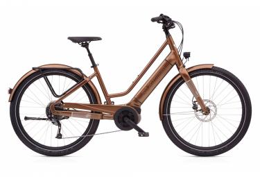 Electra Vale Go! Womens E-Bike  Marron