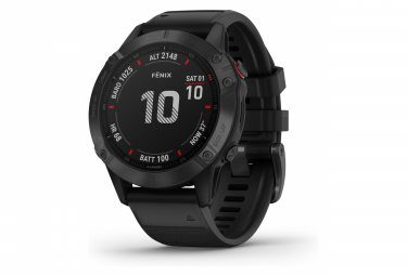 Garmin fenix 6 Pro GPS Watch Black with Black Band
