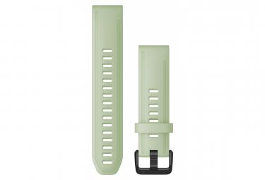 Garmin QuickFit 20 mm Silicona Pulsera Menta Verde