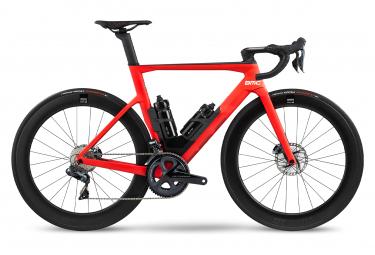 BMC Timemachine Road 01 Vierrennrad Shimano Ultegra Di2 11S Super Red 2020
